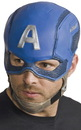 Rubies Costumes 242436 Avengers 2 - Age of Ultron: Captain America Adult Molded Mask