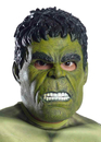 Rubies Costumes 242438 Avengers 2 - Age of Ultron: The Hulk 3/4 Child Mask