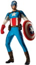 Rubies Costumes 242444 Captain America Grand Heritage Adult Costume