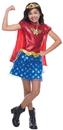 Rubies Costumes 242537 Wonder Woman Sequin Child Costume