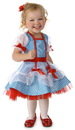 Princess Paradise 243305 The Wizard of Oz Dorothy Toddler Costume
