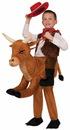 Forum Novelties 243441 Ride on Bull Child Costume One-Size