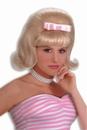 Forum Novelties 243452 50's Bouffant Blonde Wig