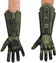 Disguise 243890 Halo: Master Chief Deluxe Child Gloves