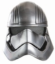Rubies Costumes 244386 Star Wars Episode VII - Girls Captain Phasma Half Helmet