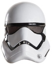 Rubies Costumes 244392 Star Wars Episode VII - Boys Stormtrooper Half Helmet