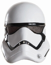 Rubies Costumes 244404 Star Wars Episode VII - Stormtrooper Half Helmet For Men