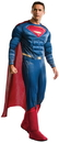 Rubies Costumes 244980 Batman v Superman: Dawn of Justice - Deluxe Adult Superman Costume