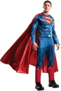 Rubies Costumes 244991 Batman v Superman: Dawn of Justice - Mens Grand Heritage Superman Costume
