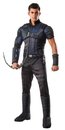 Rubies 245018 Marvel's Captain America: Civil War Deluxe Muscle Chest Hawkeye Costume For Men