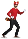 Disguise 245137 Super Mario Brothers Mario Raccoon Adult Kit
