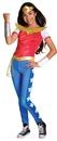 Rubies 245258 DC Superhero Girls: Wonder Woman Deluxe Child Costume - Medium