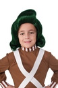Rubies 245359 Willy Wonka & the Chocolate Factory: Oompa Loompa Child Wig