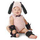 Chic Puppy Toddler Costume, 2-4T