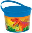 Amscan 250641 Prehistoric Party Favor Bucket