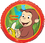 Unique 253541 Curious George Foil Balloon