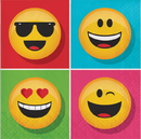Show Your Emojions Lunch Napkins (20)