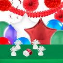 Reindeer Christmas Party Deco Kit