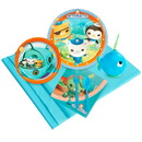 Birthday Express 259912 Octonauts 16 pc Guest Pack Plus Molded Cups