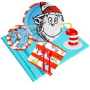 Birthday Express 259922 Dr. Seuss 16 pc Guest Pack Plus Molded Cups