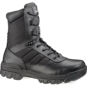 "Bates E02700 Women's 8"" Tactical Sport Side Zip Boot, Black, Price/pair"