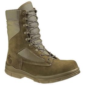 Bates E57501 Women's Bates Lites USMC DuraShocks Boot, Beige/Khaki, Price/pair