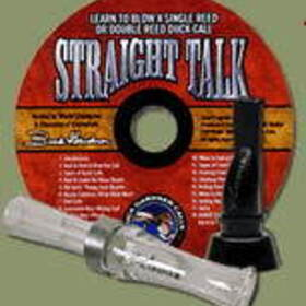 Buck-Gardner The System (MM6812 Call with Aluminum Band, 6N1 Whistle & ST-CD), Hunting Gear