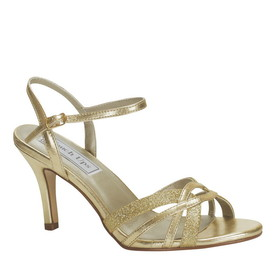 Touch Ups by Benjamin Walk Women's Taryn Shoes Synthetic Gold