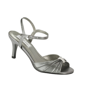 Touch Ups by Benjamin Walk Women's Asher Shoes Synthetic Gunmetal