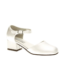 Touch Ups by Benjamin Walk Women's Clarissa Shoes Satin White