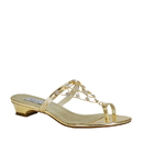 Touch Ups by Benjamin Walk Women's Marcella Shoes Synthetic Gold
