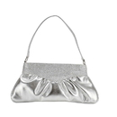 Touch Ups by Benjamin Walk Women's Lorraine Handbags Synthetic Silver