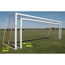 Blazer 3830 Hs /Collegiate Soccer Goal 8' X 24' With Net /Pr