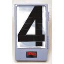 Blazer 4950S Scarlet Portable Score Unit /Ea.