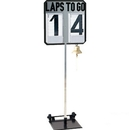 Blazer 4980 Lap Counter W/Stand & Bell