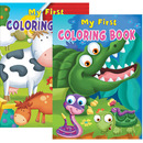 Bazic Products 12009-48 My First Coloring & Activity Book