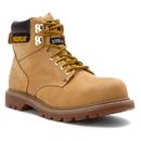 Cat Footwear P89162 Honey Nubuck Second Shift Steel Toe Work Boot