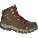 Cat Footwear P90614 Clay Navigator Mid Waterproof Steel Toe Work Boot