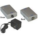 CableWholesale 10TR-08300 Digital Fiber Optical (Toslink) to Digital Coaxial (S/PDIF) Converter