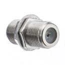 CableWholesale 200-053 F-pin Coaxial Coupler, F-pin Female