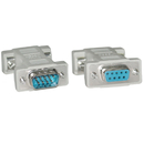 CableWholesale 30D1-18200 Null Modem Adapter, DB9 Male to DB9 Female