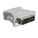 CableWholesale 30DV-05200 DVI-A to VGA Analog Video Adapter, DVI-A Male to HD15 Female