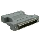 CableWholesale 30P2-26200 External SCSI Adapter, HPDB68 (Half Pitch DB68) Male to HPDB50 (Half Pitch DB50) Female