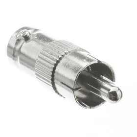 CableWholesale 30X2-03100 BNC Female to RCA Male Adapter