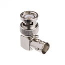 CableWholesale 30X3-01100 BNC Right Angle Adapter, BNC Male to BNC Female Elbow