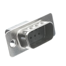 CableWholesale 3309-009M DB9 Male Serial Crimp Housing