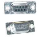 CableWholesale 3530-04009 DB9 Female D-Sub Connector, Solder Type
