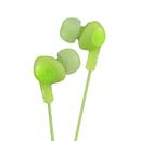CableWholesale 5002-102GR JVC Gumy Plus Inner-Ear Earbuds, Green