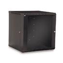 CableWholesale 61C2-11212 Rackmount Fixed Wall Mount Cabinet, 12U
