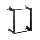 CableWholesale 61R1-21212 V Line Fixed Wall Rack, 12U